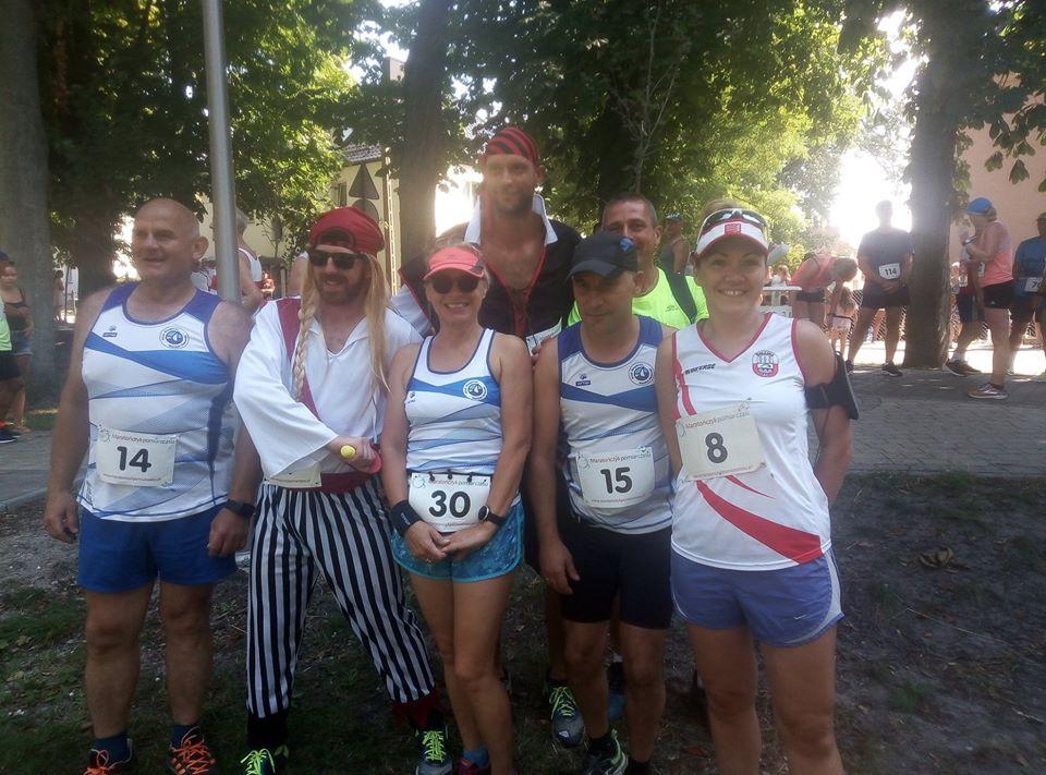 Kamieńscy biegacze wzięli udział w biegu IV Mile Jarka